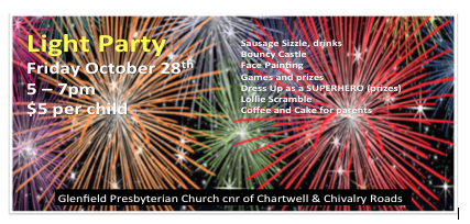 Community Light Party