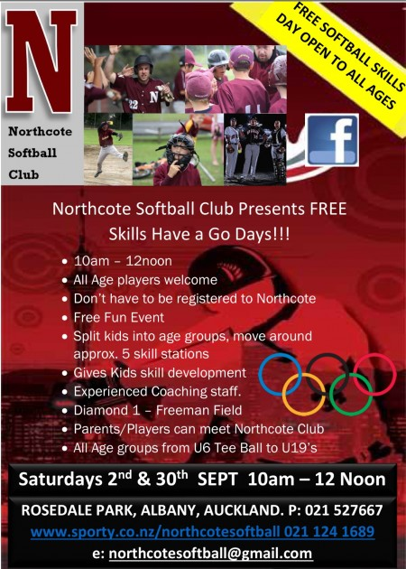 Northcote Softball