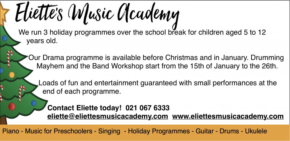 Eliette's Music Academy 1