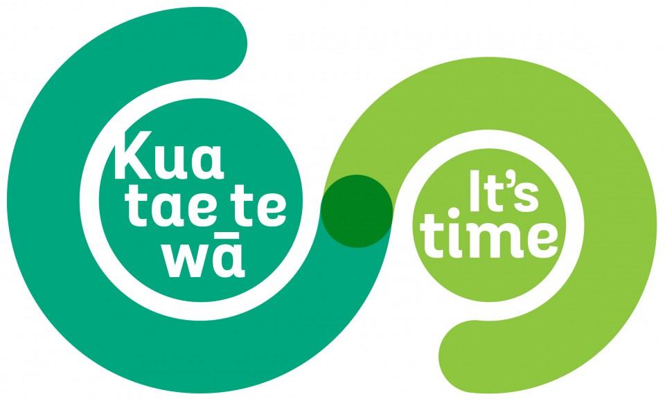 Kua tae te wā logo-only-1 20180226